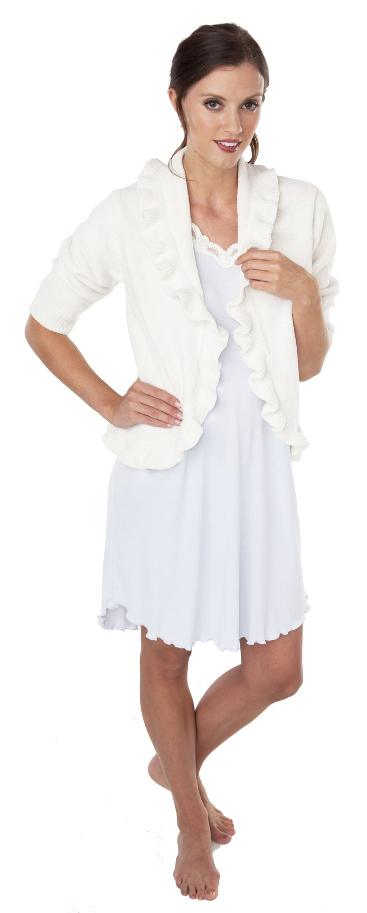 18 Best Images About Bed Jackets For Women On Pinterest
