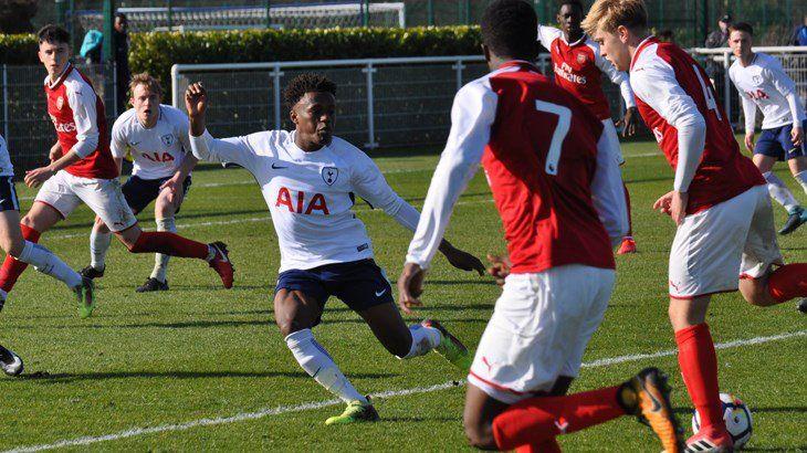 Σε μια μεγάλη μέρα βρέθηκε σήμερα η ομάδα του Scott Parker ο οποίος μίλησε μετά την νίκη με 4-1 την Under-18s της Tottenham απέναντι στους...