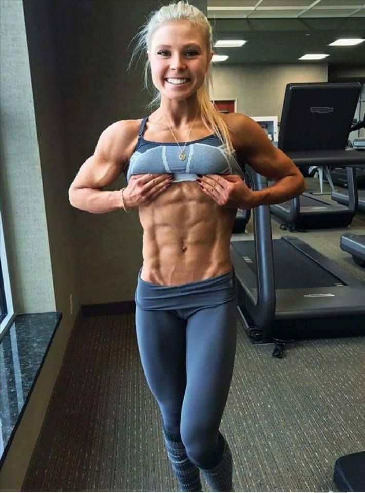 5695f5ba7cd4ce Extreme women s fitness