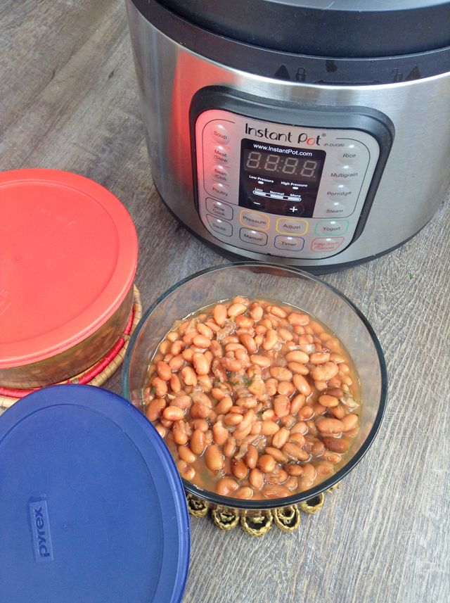Got a busy week coming up? Prep meals ahead of time in everybody's favorite new gadget.
