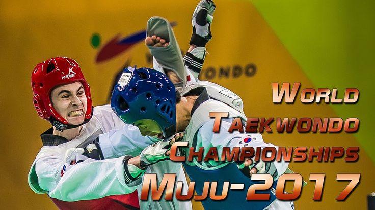 JEONG Yun-Jo (KOR) vs ARTAMONOV Mikhail (RUS). World Taekwondo Champions...