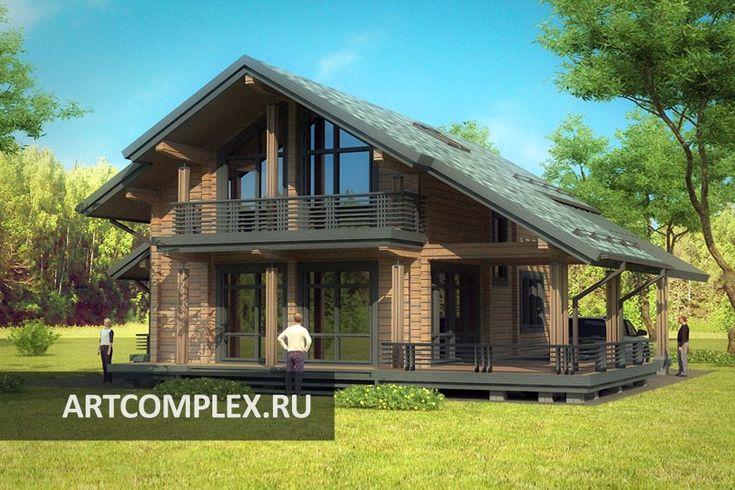 Pretty attractive design. Looks small.  коттеджный поселок проект дома шале: 25 тыс изображений найдено в Яндекс.Картинках