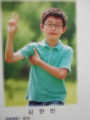 PRE-DEBUT] Kim Han Bin B.I (PHOTOS) ~ WINNER UPDATES