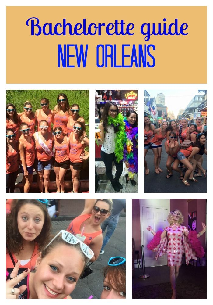 new orleans bachelorette party guide NOLA fun