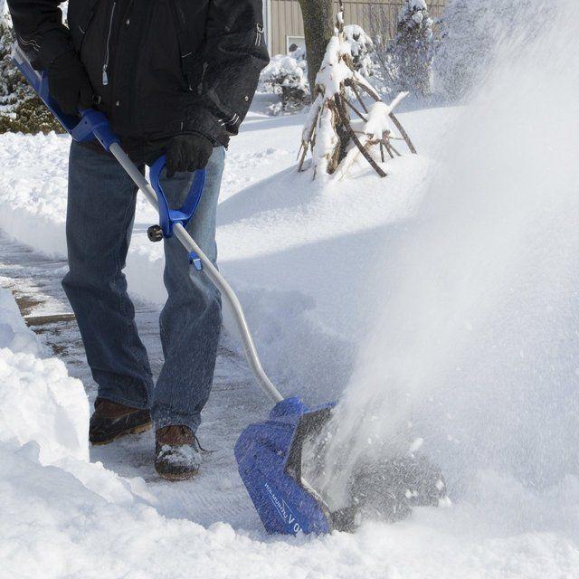 Cordless Electric Snow Shovel #Electric, #Shovel, #Snow