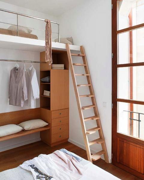 Las 25 mejores ideas sobre barandas para escaleras en - Escaleras para altillos ...