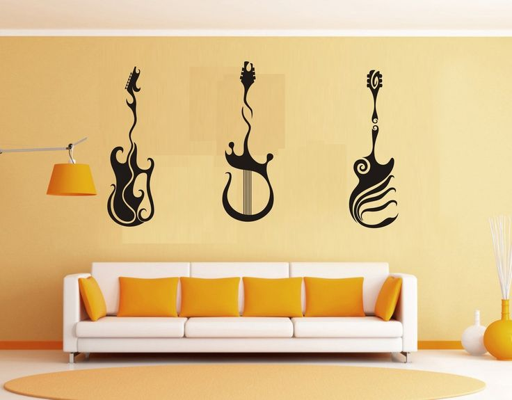 10 best Music wall decals images on Pinterest | Music wall, Modern ...