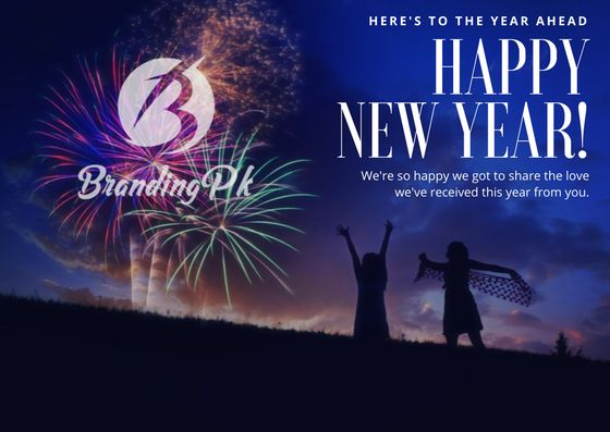 Here is to the year ahead. HAPPY NEW YEAR! We're so happy we got to share the love we've received this year from you. (Team BrandingPk) #happynewyear #happynewyear2018 #newyear2018