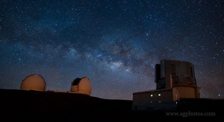 Incredible Milky Way Timelapse Reveals Hawaii Night Sky (Video)