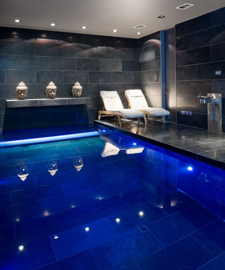 Luxury Basement Designs: Swimming Pools And Golf Ranges In London's Insane Luxury