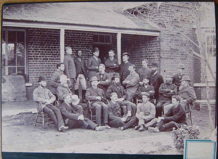 Pretoria during the British occupation