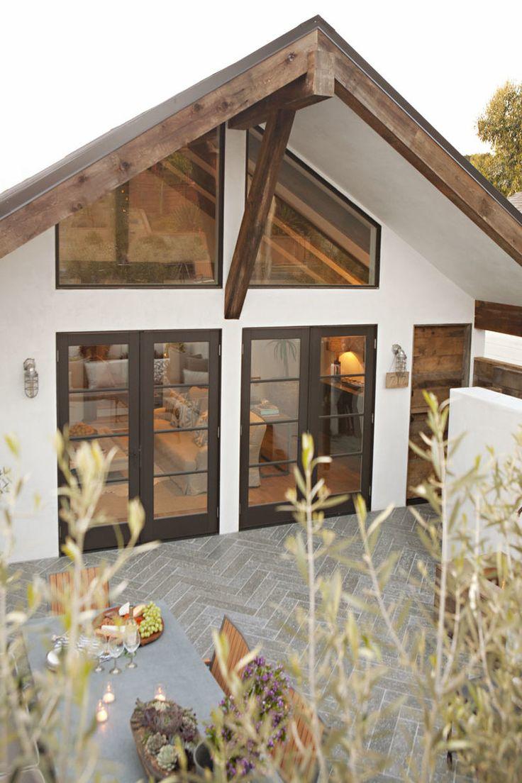 Erdgeschoss haus front design  best exterior images on pinterest  french doors architecture