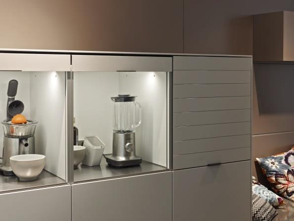 Shutter units #bulthaup #kitchen