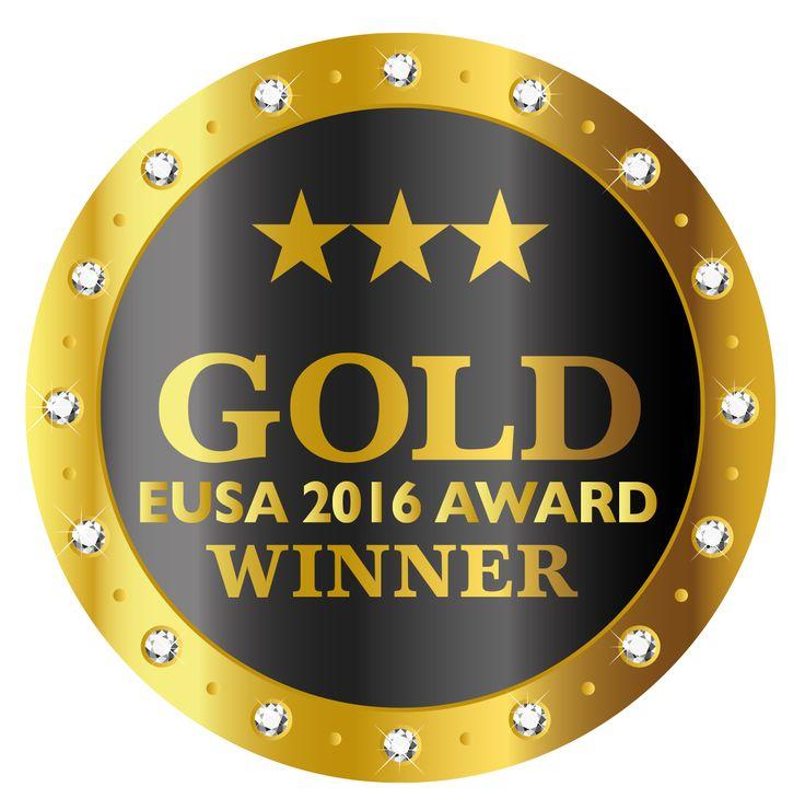 """""""Gold"""" beim EUSA-Award in Bologna"""