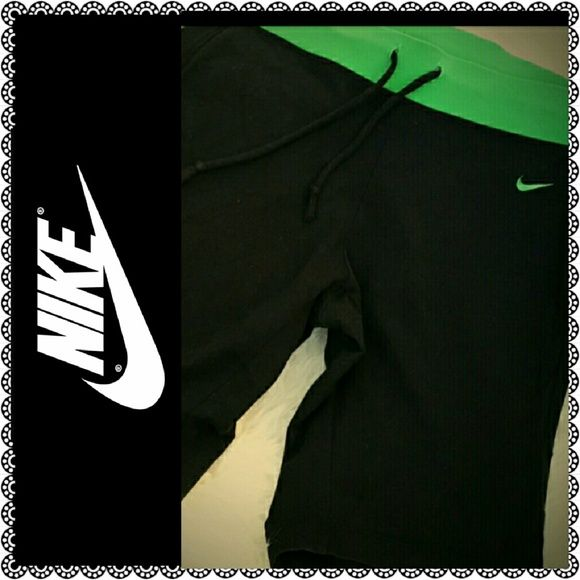 Nike Cotton Shorts Classic Comfy, For Lounging or Workout, Adjustable Drawstring Waist, Mint Condition Nike Shorts