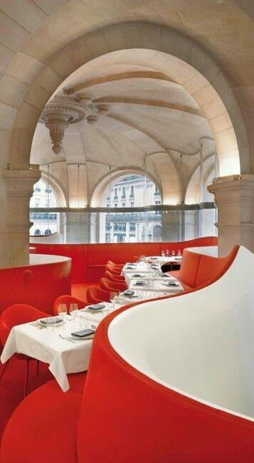 La Opera Restaurant Paris   cynthia reccord