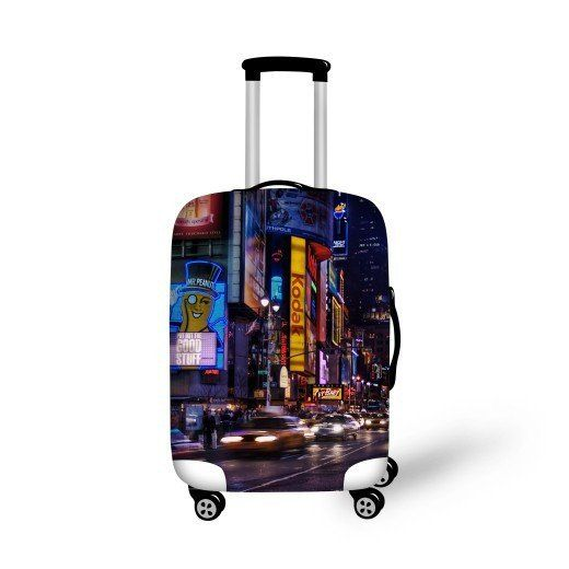 Dream Luggage Cover Night - FREE SHIPPING!
