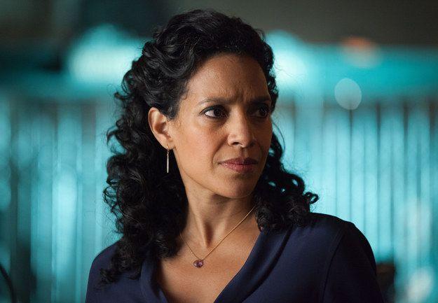 Sarah Essen (Zabryna Guevara), Gotham | 106 Memorable TV Deaths In 2015