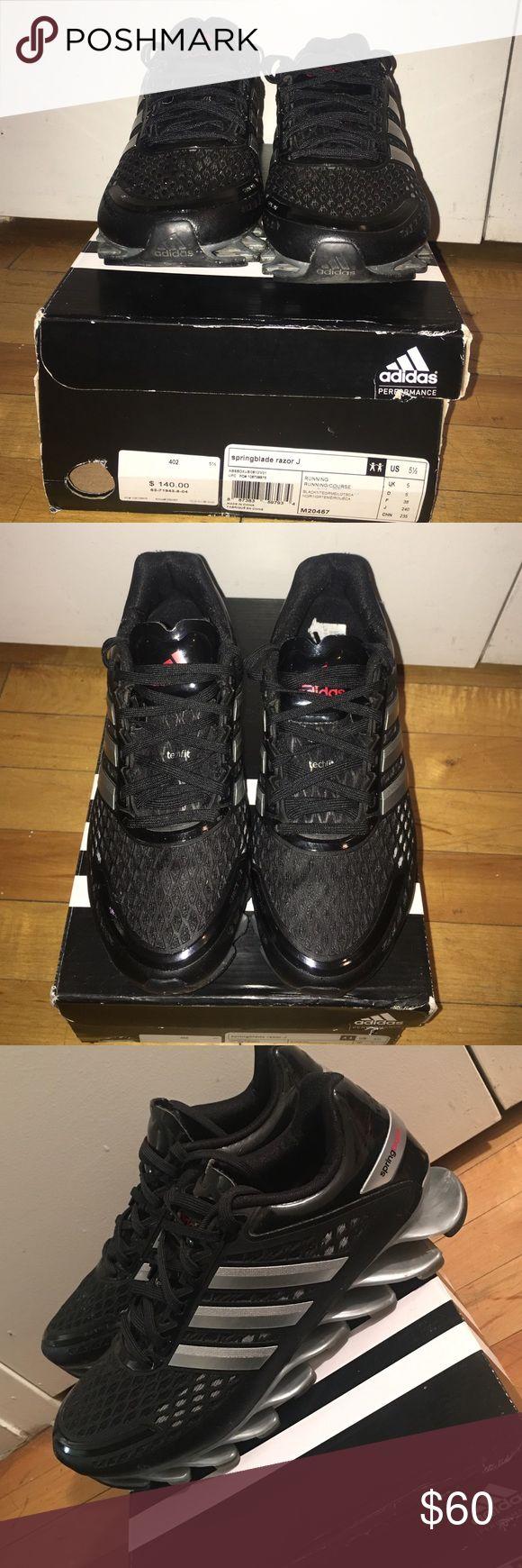 Springblade Razor Adidas *PRE OWNED* Adidas Springblade Razor Adidas Shoes Sneakers