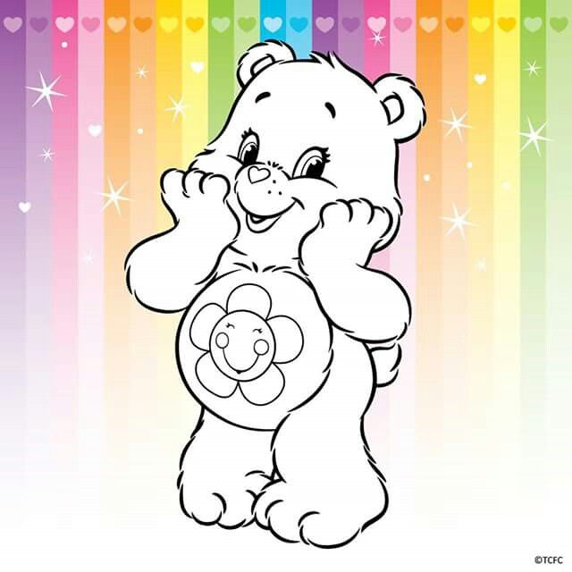 173 best Care Bear Harmony Bear images on Pinterest