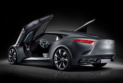 2013 Hyundai HND-9 Concept http://modificationautomobile.blogspot.com