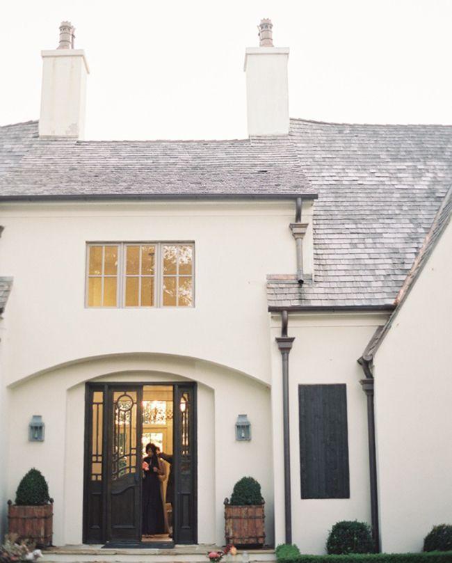 119 Best White Exteriors Images On Pinterest House