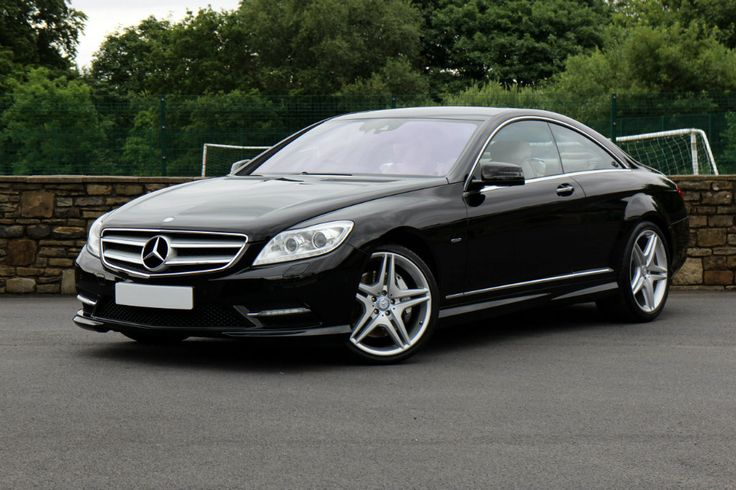 Mercedes-Benz CL 4.7 CL500 BlueEFFICIENCY 7G-Tronic 2dr