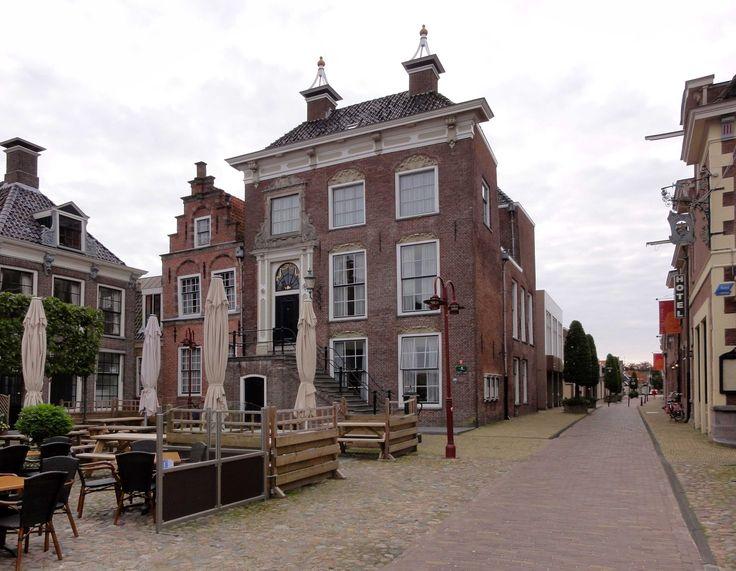 Stadhuis in Workum   Monument - Rijksmonumenten.nl