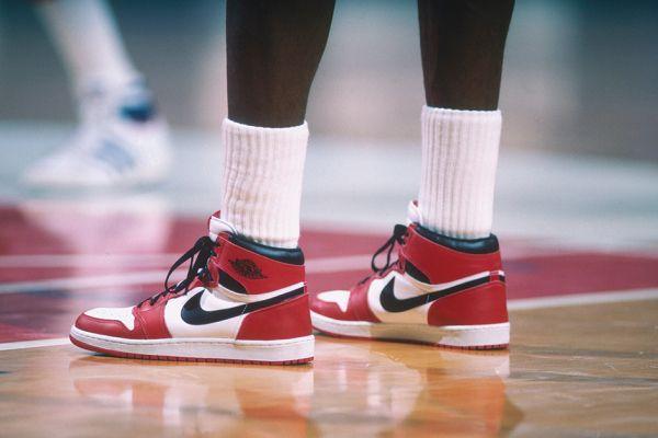 Michael Jordan - Rise of the Jumpman