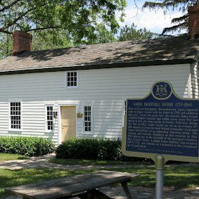 History:  Laura Ingersoll Secord was a heroine of the War of 1812.  It was from this Queenston homestead that Laura Secord began the journey that has earned her a place in Canadian history. Despite the danger and harsh unsettled country, Laura Secord is a heroine due to her heroic journey to warn…