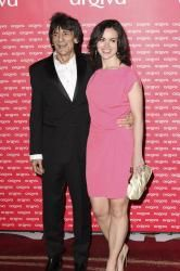 Ronnie Wood's Ex Wife Suffered Seizure on Drugs