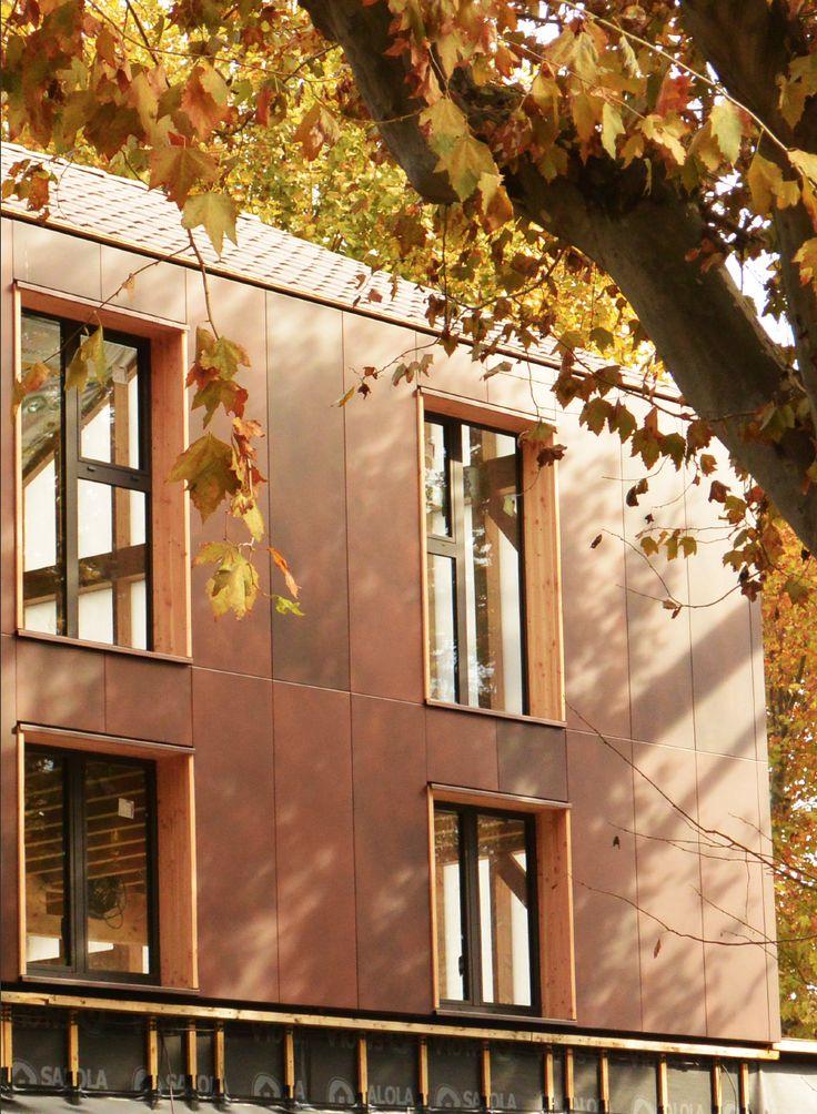Architecture - OH!SOM Architectes - St Martin de Crau - Services Techniques