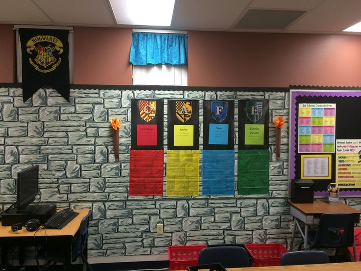 Harry Potter Classroom Decoration ~ Best harry potter in the classroom images on pinterest