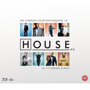 House M.D. - The Complete Collection €70.49