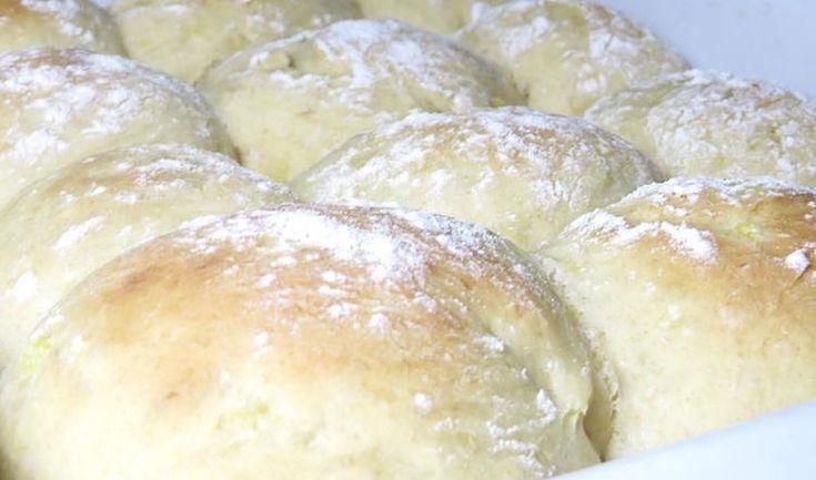 Fluffige Kartoffelbrötchen