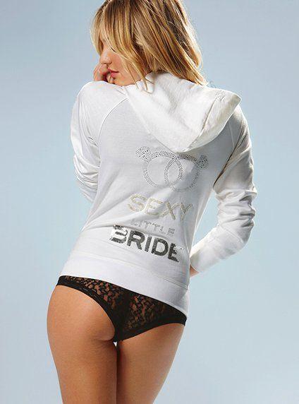 Bridal Hoodie - Victoria's Secret