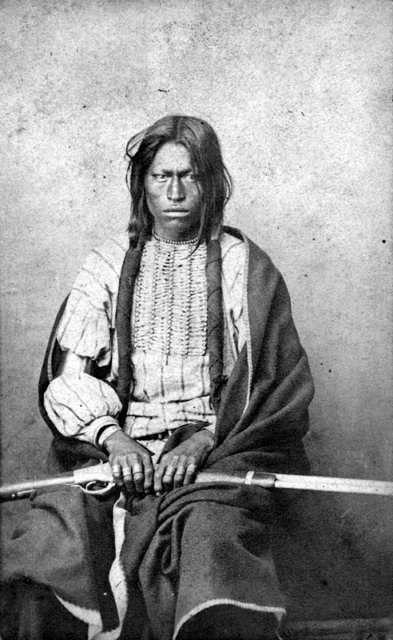 Running Bear - Sans Arc / Sioux (Lakota)