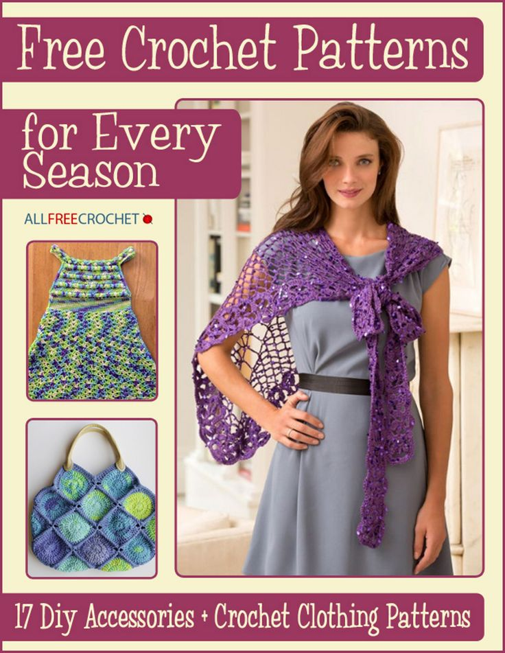 101 Best Free Crochet Pattern Ebooks Images On Pinterest Crochet