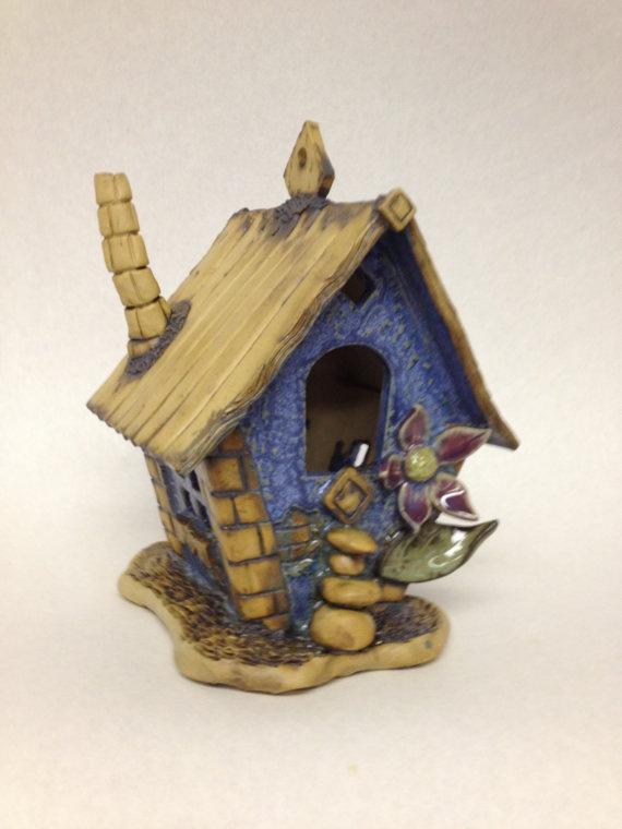 31 best ceramics - birdhouse images on Pinterest | Pottery ...