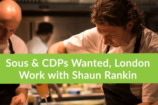 Superb opportunity to work with Michelin star #chef Shaun Rankin at 12 Hay Hill - Private Members Club, #London. Click to find out more and apply direct.