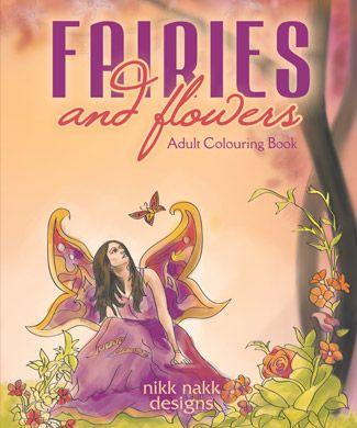 Fairies and Flowers  #adultcolouring #colouring #coloringforgrownups #colouringtechniques #colouringdesigns #coloringstuff #fairiesandflowers