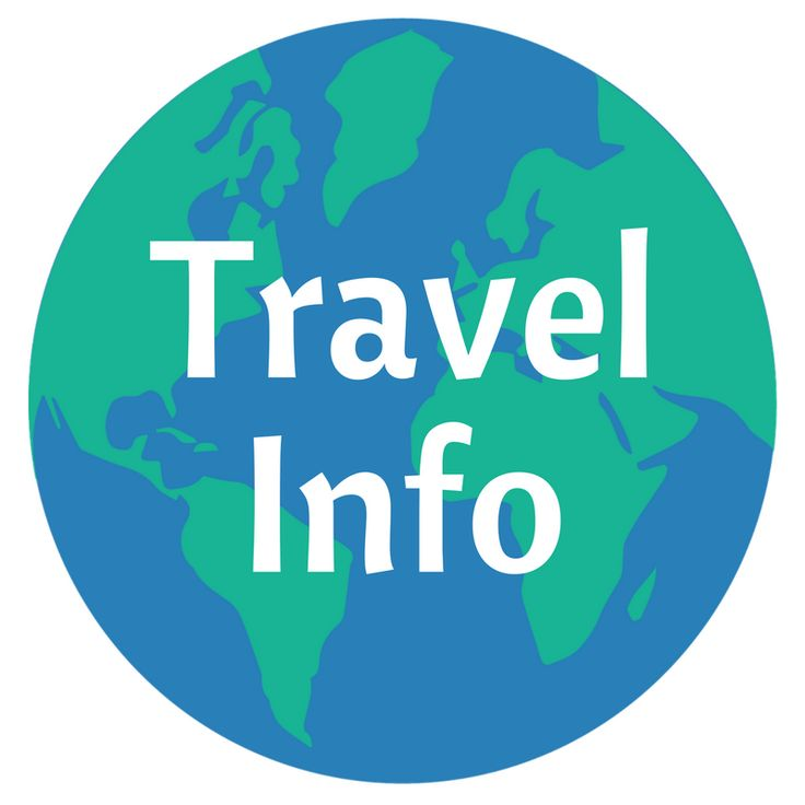 A collection of travel information