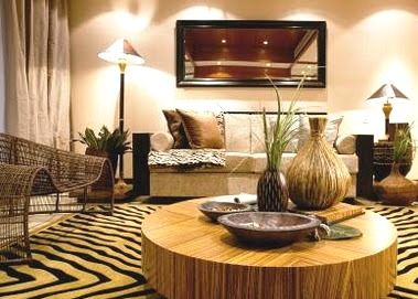 African Safari Themed Living Room Http Www Fashionsplanet Take A Walk On The Wild Side Pinterest Modern Chairs And Table