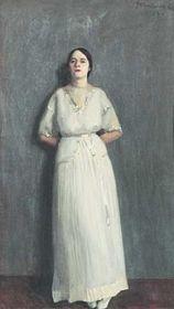 Ferenczy Károly - Vidéki színésznő, 1913
