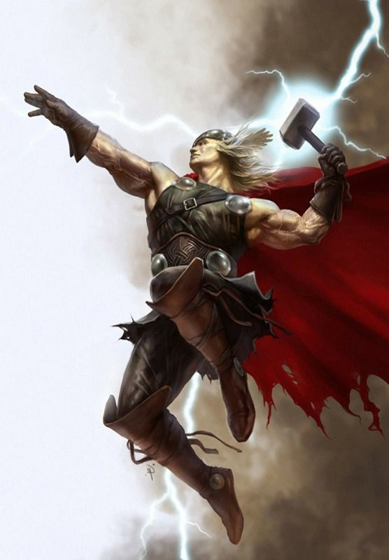 Thor - artist?                                                       …                                                                                                                                                     Más