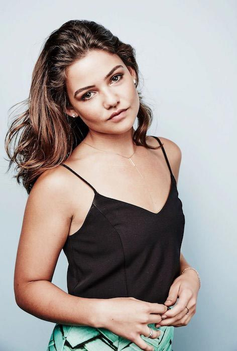 Danielle Campbell during 'The Originals' photoshoot at Comic-Con 2015...