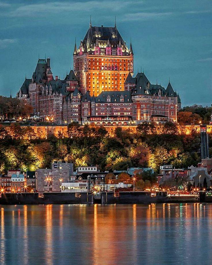 Québec city est la capitale du canada