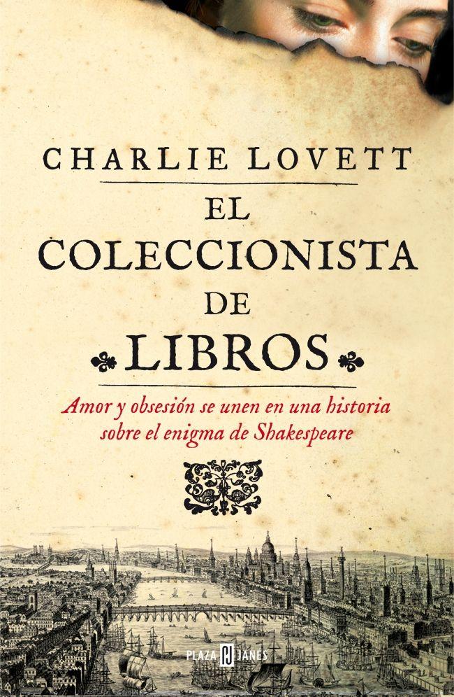 Charlie Lovett nos sorprende y nos trae una novela de misterio muy original con El coleccionista de libros la cual desde la actualidad nos traslada al mundo Shakespeare y pasando por una Inglaterra del siglo XIX.