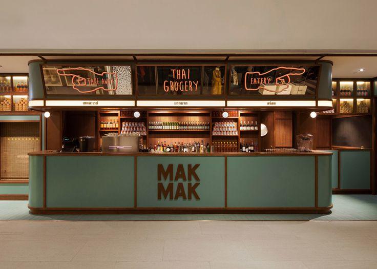 NC Design & Architecture hides restaurant behind grocery stall