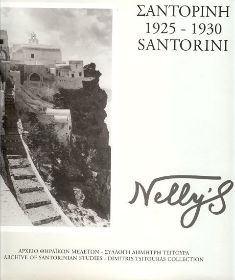 Nelly's Santorini  Photographs from 1925-1930